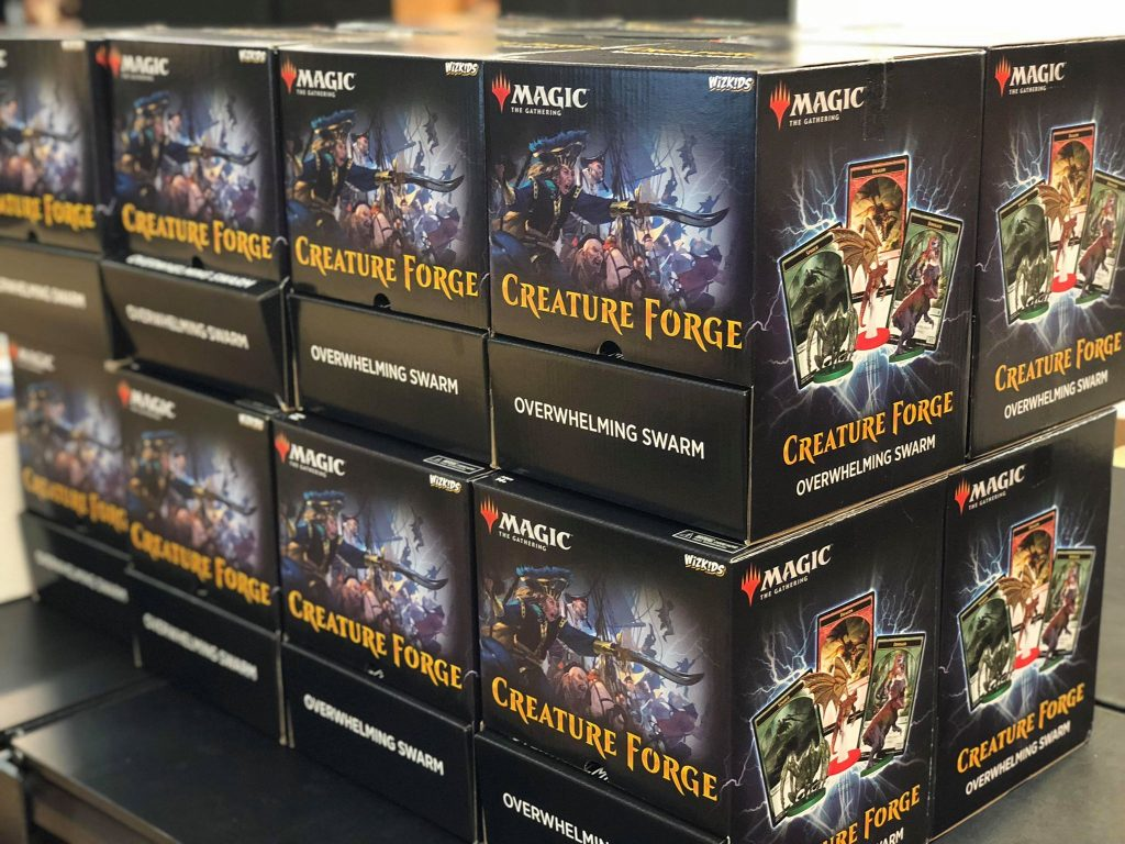 WHAT'S NEW THIS WEEK #5: THE FORGE OF CREATURES HAS ARRIVED